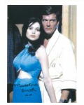 Madeline Smith (Hammer Horror) - Genuine Signed Autograph 8242